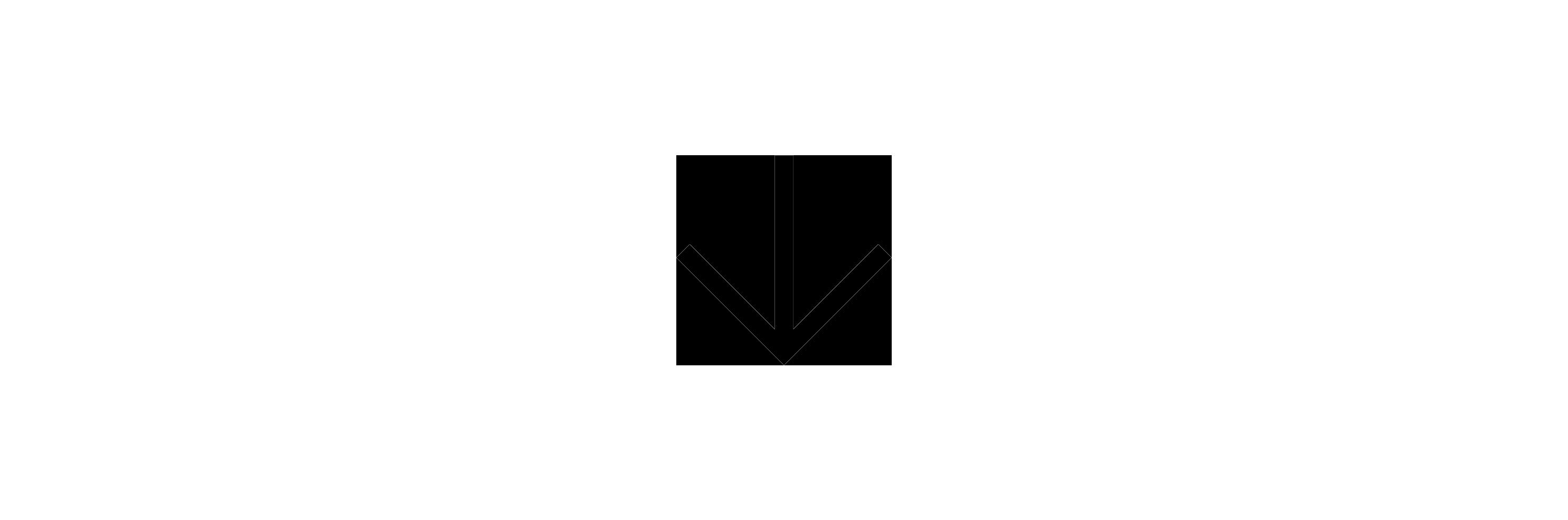 pijl-omlaag-01-zwart
